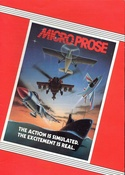Airborne Ranger microprose catalogue front cover