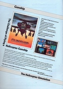 Airborne Ranger microprose catalogue page 3