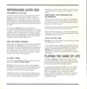 Alter Ego Manual Page 1