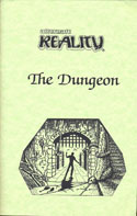 Alternate Reality: The Dungeon manual front cover