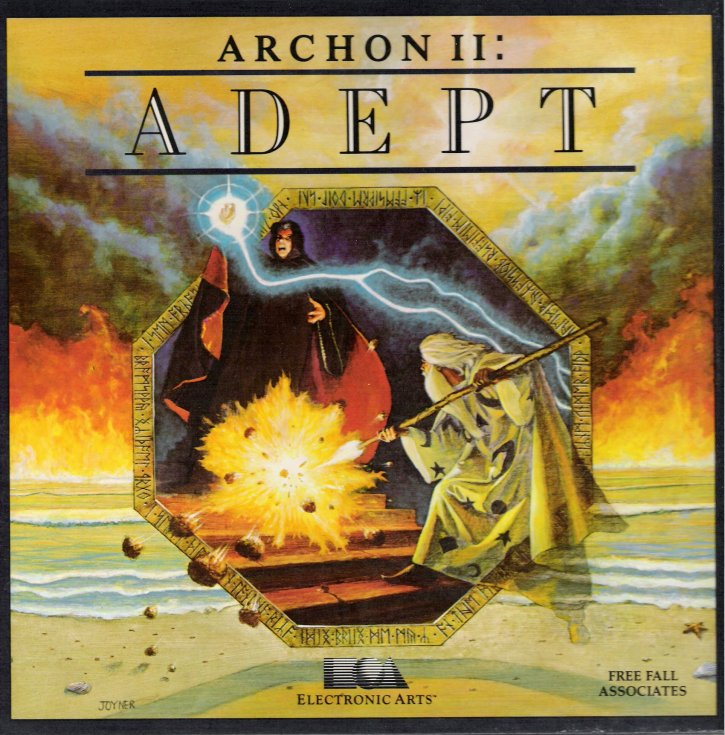 Archon II Package Front