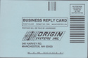 Autoduel business reply card 1