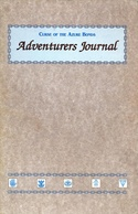 Curse Of The Azure Bonds Adventurers Journal Front Cover