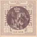 The Bard's Tale clue book front cover
