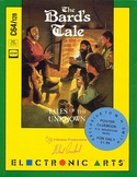 The Bard's Tale Inlay Front