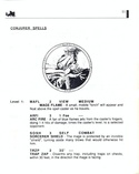 The Bard's Tale manual page 11