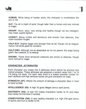 The Bard's Tale manual page 3