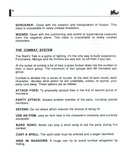 The Bard's Tale manual page 6