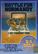 Battle for Normandy box front