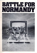 Battle for Normandy manual front cover