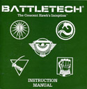 Battletech manual front cover