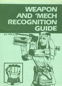 Battletech Weapon and Mech Recognition Guide page 1