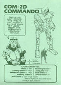 Battletech Weapon and Mech Recognition Guide page 6