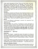 Beach-Head II manual page 8