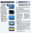 Beach-Head II catalog pages 4 - 5