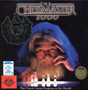 The Chessmaster 2000 inlay cover