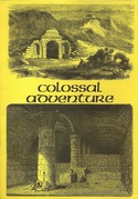 Colossal Adventure manual front cover