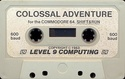 Colossal Adventure cassette tape
