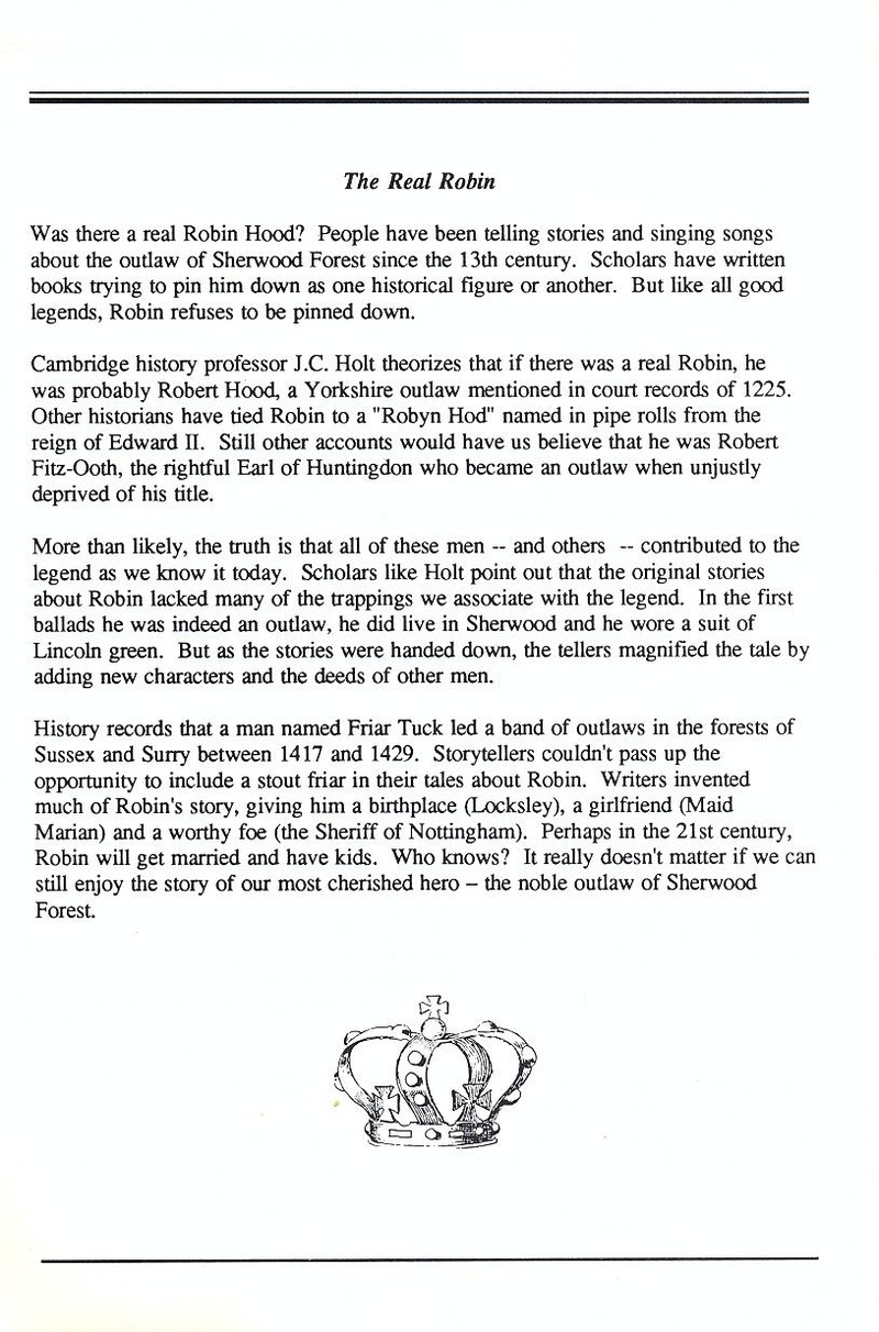 Defender of the Crown manual page 13