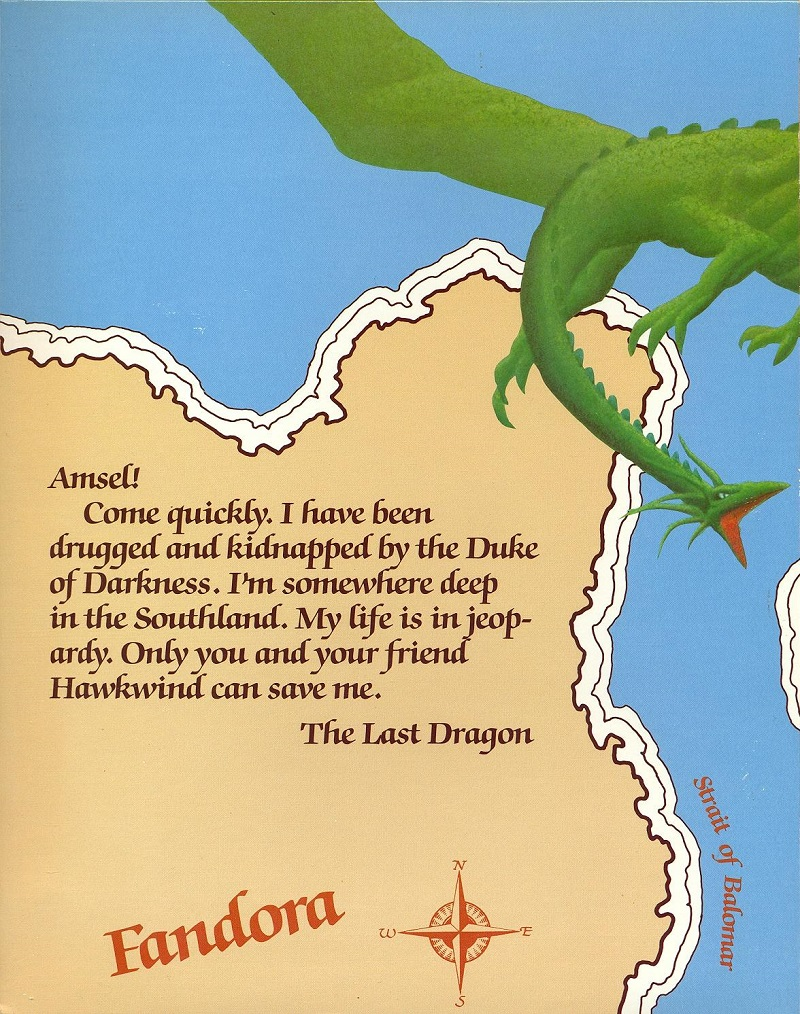 Dragonworld Inlay inside 1