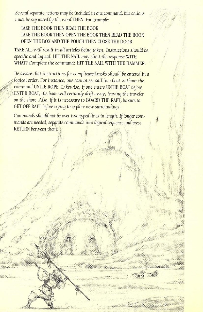 Dragonworld user manual page 7