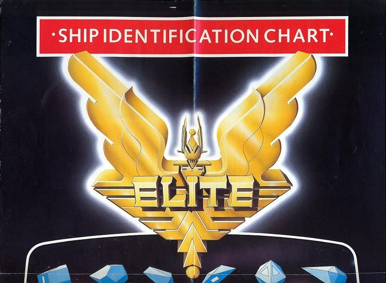 Elite Ship Identification Chart top