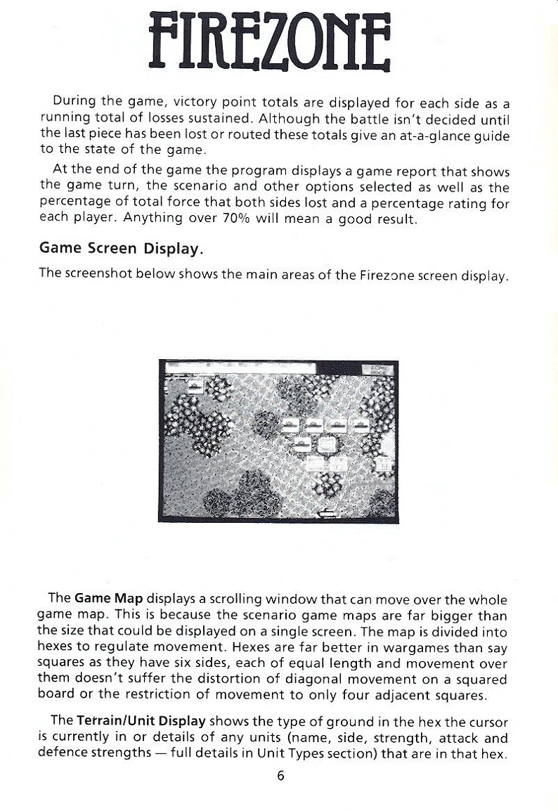 FireZone The Players Guide page 6