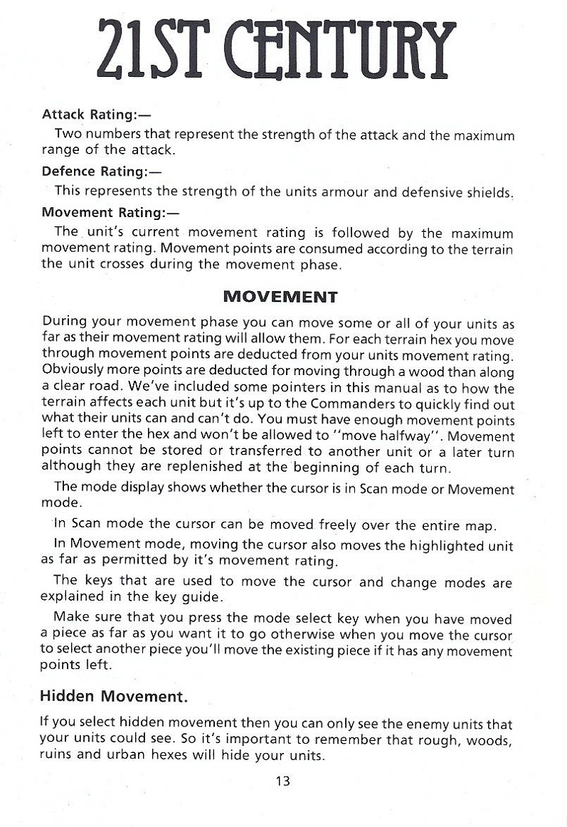 FireZone The Players Guide page 13
