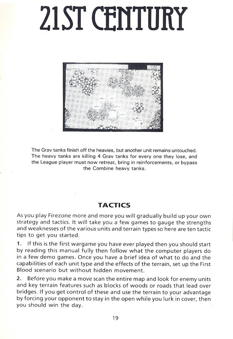 FireZone The Players Guide page 19