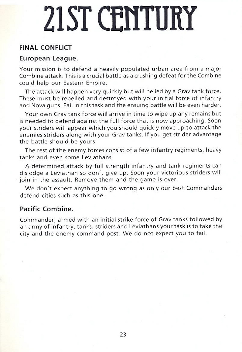 FireZone The Players Guide page 23