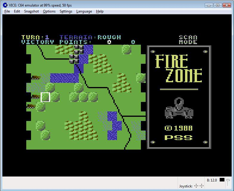 FireZone screen shot 2