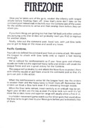 FireZone The Players Guide page 22