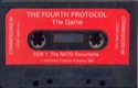 The Fourth Protocol Cassette Side 1