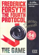 The Fourth Protocol Box Front