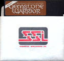 Gemstone Warrior disk