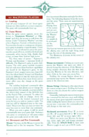 Gemstone Warrior manual page 9