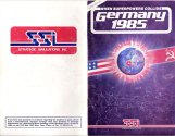 Germany 1985 Manual Cover