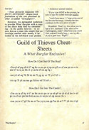 The Guild of Thieves What Burglar page 25