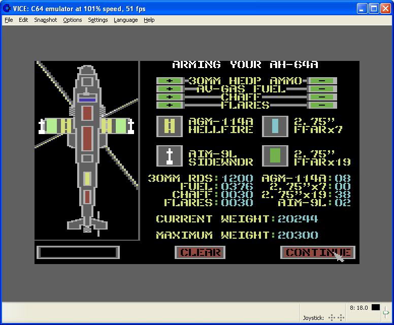 Gunship screen shot 3
