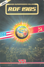 RDF 1985 box cover