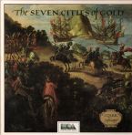 The Seven Cities of Gold box cover