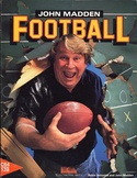 John Madden Football box front