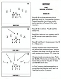 John Madden Football defensive playbook page 19