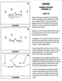 John Madden Football defensive playbook page 9
