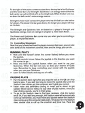 John Madden Football manual page 11