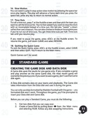 John Madden Football manual page 13