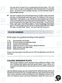 John Madden Football manual page 21