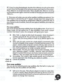John Madden Football manual page 23
