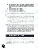 John Madden Football manual page 24