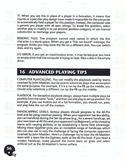 John Madden Football manual page 58